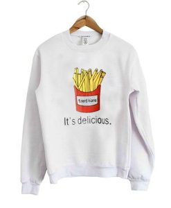 its delicious sweater
