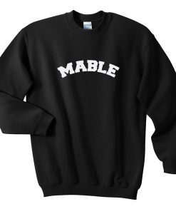 mable sweatshirt