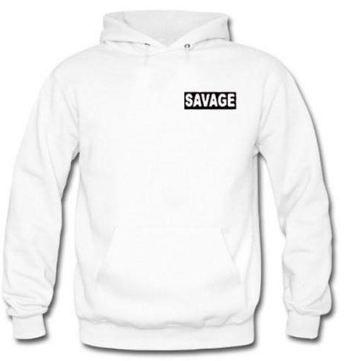 savage hoodie