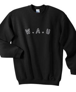wau sweater