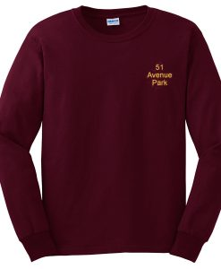 51 Avanue park Sweatshirt