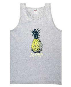 aloha pineapple tanktop