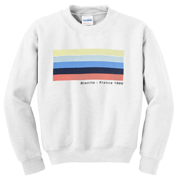how to say sweatshirt in french