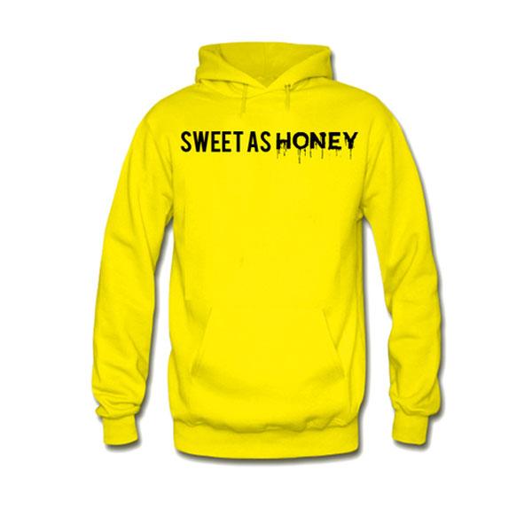 1dc91b93a sweet as honey hoodie