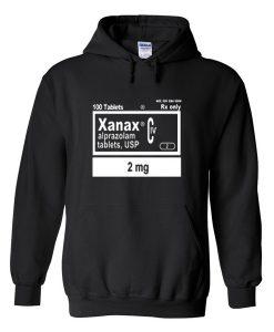 xanax hoodie