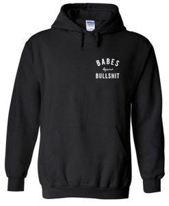 babes against bullshit hoodie