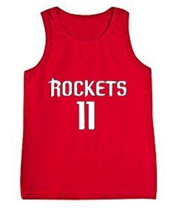rockets 11 tanktop
