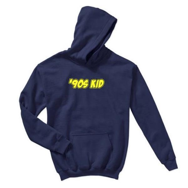 '90s kid hoodie