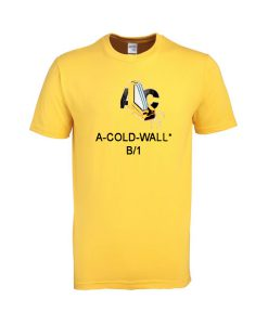 a cold wall tshirt