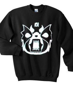 aggretsuko sweatshirt