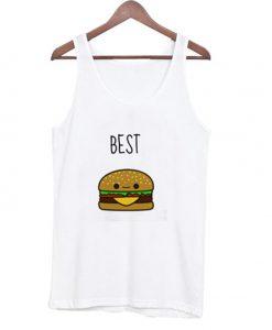 best burger tank top