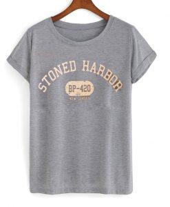 stone harbor BP-420 t-shirt