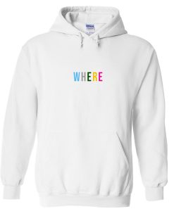 where font hoodie