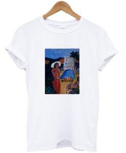 paint girls t-shirt