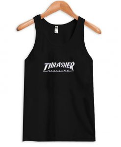 thrasher magazine tank top