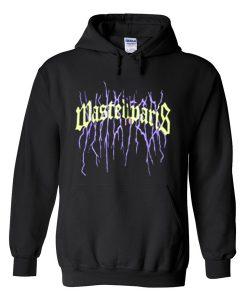 wasted paris hoodie
