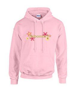 bloomin hoodie