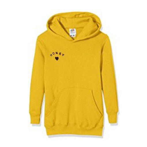 honey love hoodie
