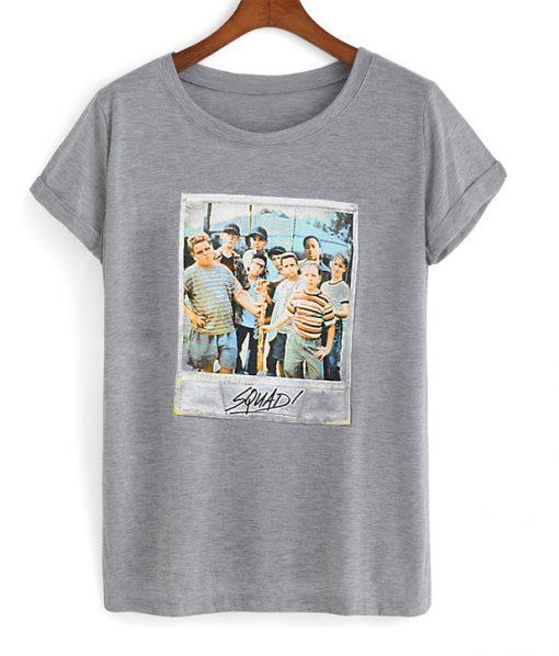 child squad t-shirt