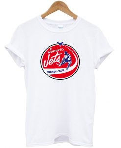 winnipeg jets hockey club t-shirt