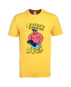 truck dick tshirt