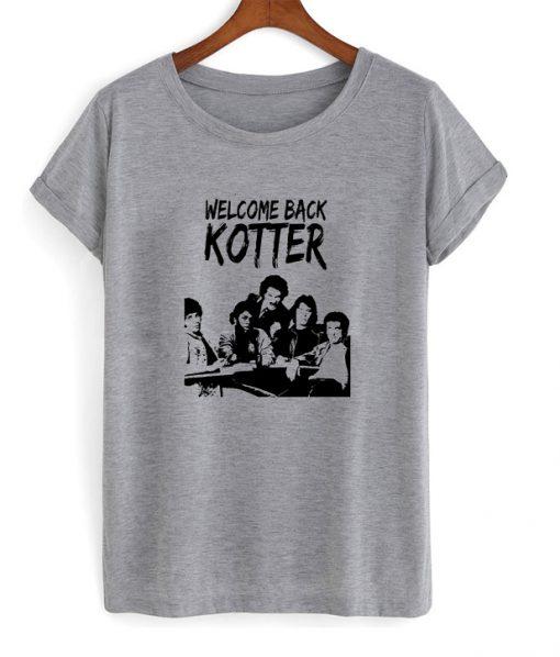 welcome back kotter t-shirt