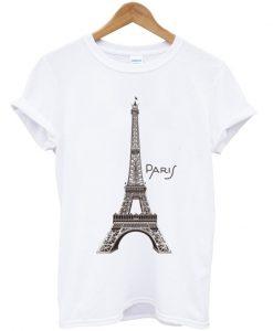 paris sketch t-shirt