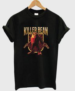 killer bean t-shirt