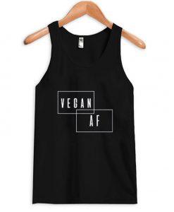 vegan af tank top