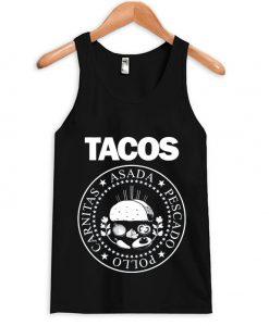 tacos tank top