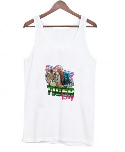 tiger king tank top