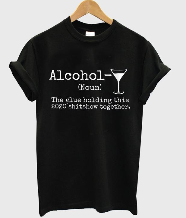 alcohol noun t-shirt