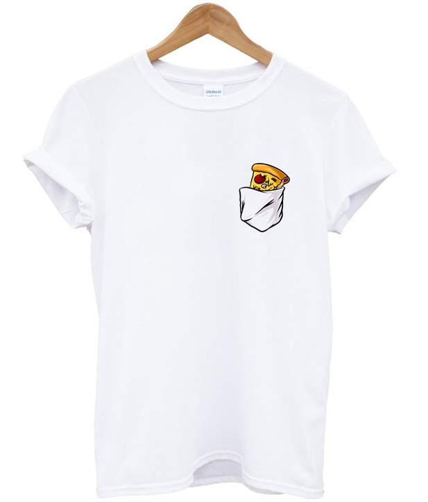 pocket pizza t-shirt