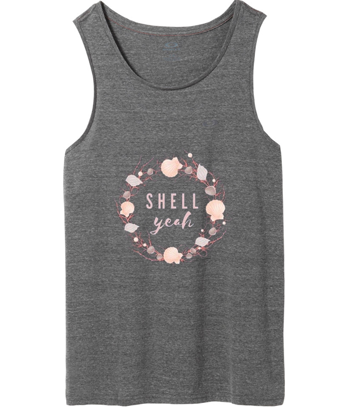 shell yeah tank top